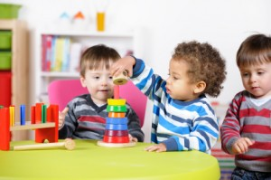 Stepping Stones Child Care Co-operative helps your toddler explore!